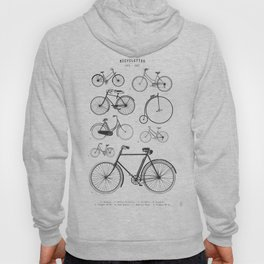 Collections - Bicyclettes Hoody