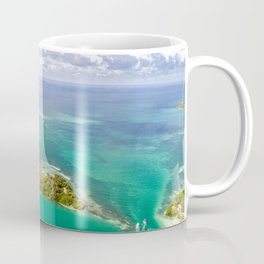 Caribbean View Coffee Mug