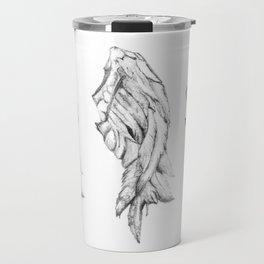 One Winged Angel Travel Mug