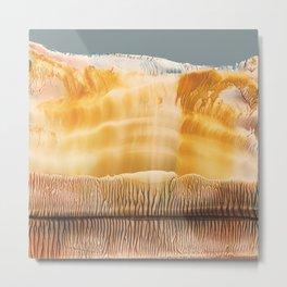 Ventura - Shimmer Metal Print