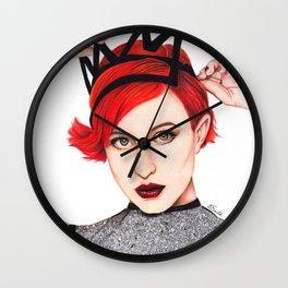 Hayley Williams  Wall Clock