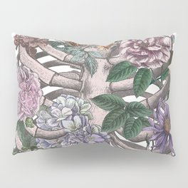 flowering ribs Pillow Sham
