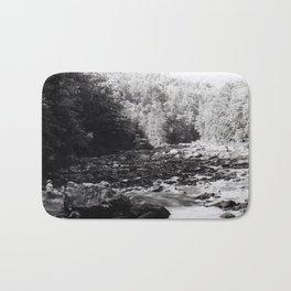 river side Bath Mat