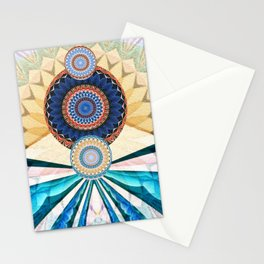 Allll the Way In Stationery Cards
