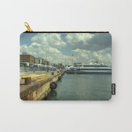 Port of Naples Carry-All Pouch