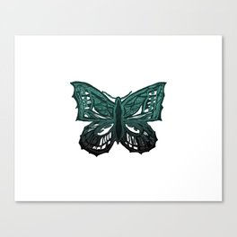 The Beauty in You - Butterfly #3 #drawing #decor #art #society6 Canvas Print