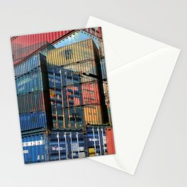 Hamburg Harbour II Stationery Cards