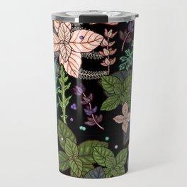 mysterious herbs Travel Mug