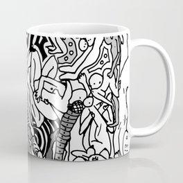 Yoga Bodies Coffee Mug