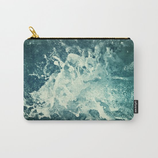 Water IV Carry-All Pouch