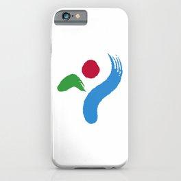 flag of Seoul iPhone Case