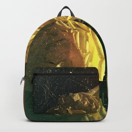 """La Rosa Amarilla"" Yellow Rose  Backpack"