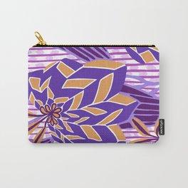 BAYAMO: MYSTERIAN, Art Deco Tropical Carry-All Pouch