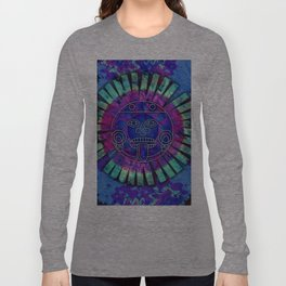 Groovy Aztec Icon Long Sleeve T-shirt
