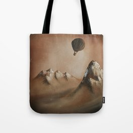 Around the world in 80 days by Jules Verne Tote Bag