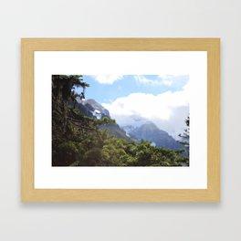 Untitled VI Framed Art Print