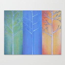 """Fall, Winter, Spring"" Canvas Print"