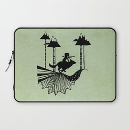 Midnight Hunt Laptop Sleeve