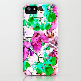 ... The one where he buys you Flowers <3 ... iPhone Case