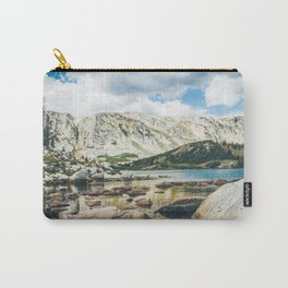 Wyoming, USA #society6 #decor #buyart Carry-All Pouch