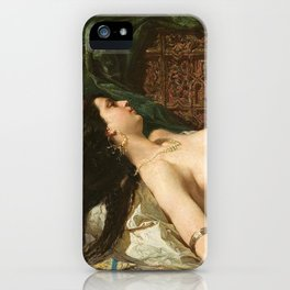 The Odalisque - Fortuny iPhone Case