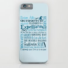 Harry Potter - All Quotes  iPhone 6 Slim Case