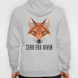 Zero Fox Given (low poly) Hoody