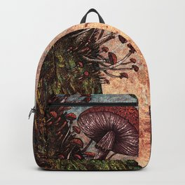 Tawny Owlets Backpack