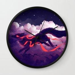 The Cloud Jumper Wall Clock