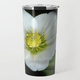 elegant flower design -3- Travel Mug