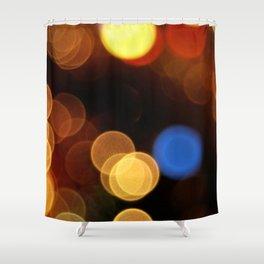 Lens Flair 2 Shower Curtain