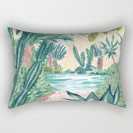 Oasis Rectangular Pillow