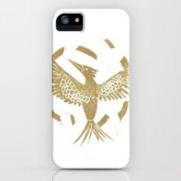 Mocking jay 2 iPhone Case