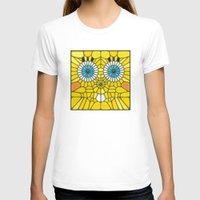 spongebob T-shirts featuring Spongebob Voronoi by Enrique Valles