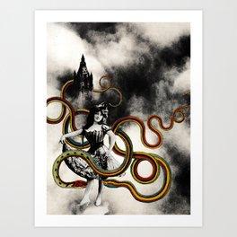 Doublethink Art Print