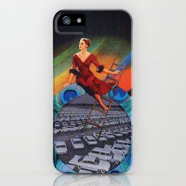 Small Town iPhone Case