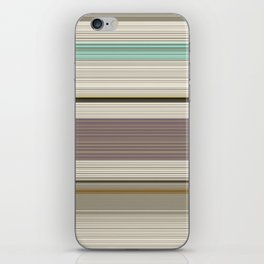 Stripes 53 iPhone Skin