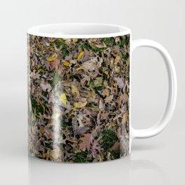 Golden leaves PHOTOGRAPHY Coffee Mug