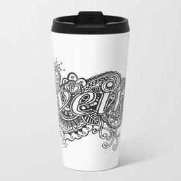 Weird Metal Travel Mug