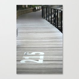 215Wide Canvas Print