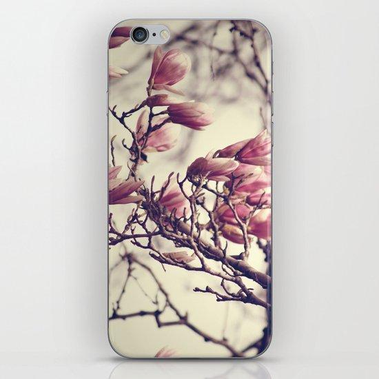 Magnolia II iPhone & iPod Skin