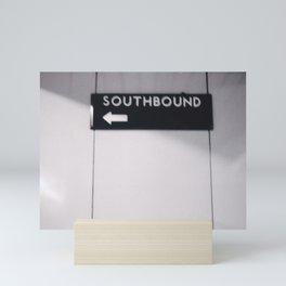 Toronto - Southbound Mini Art Print