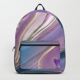 Serenity Flow abstract Backpack