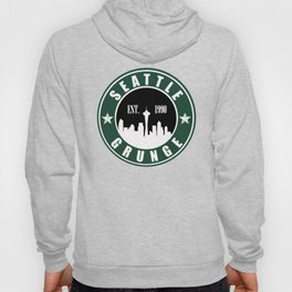 Seattle Grunge Hoody