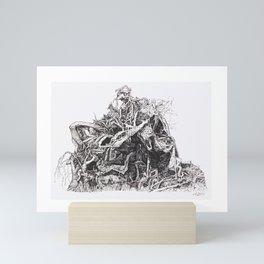 Root #1 Mini Art Print