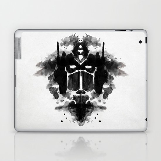 Optimust Laptop & iPad Skin