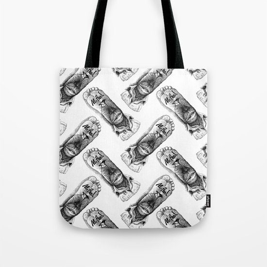 Mr. Heel Tote Bag