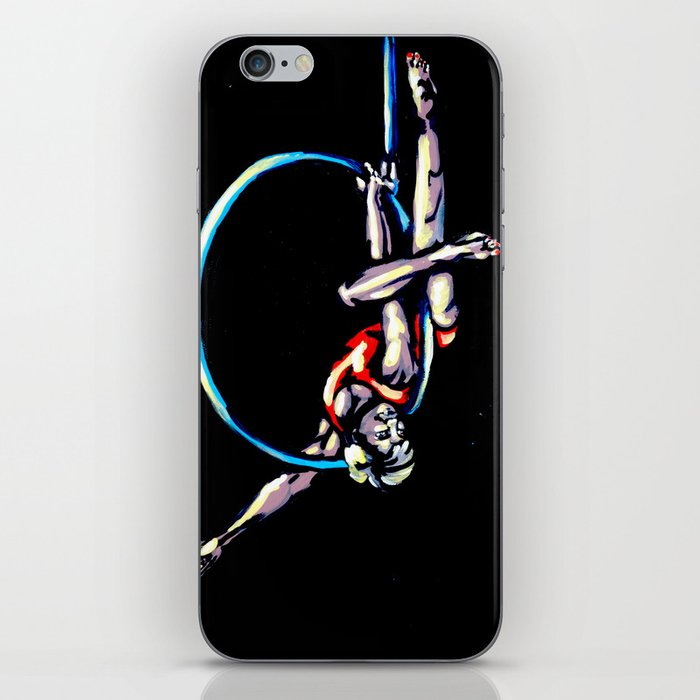 Keep them Crossed iPhone Skin