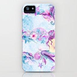 Enchanted Ocean #2 iPhone Case