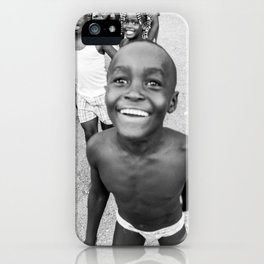 Niños Chocoanos iPhone Case